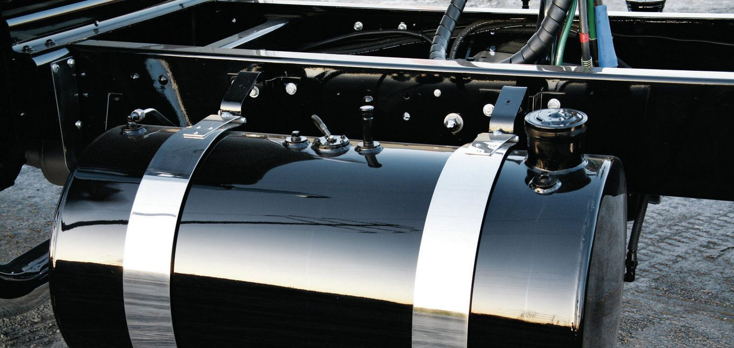 Brackets & Straps | Fuel Tank Mounting Parts & Accessories